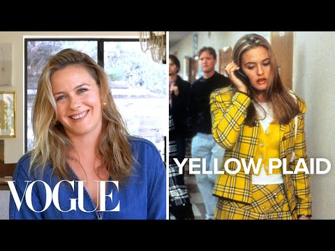 Alicia Silverstone Tells the Story Behind Her Yellow Plaid Outfit from 'Clueless' | Vogue