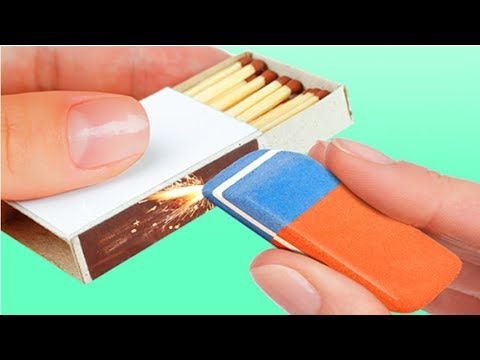 100 GENIUS SURVIVAL HACKS TO SAVE YOU THE TROUBLE LIVE