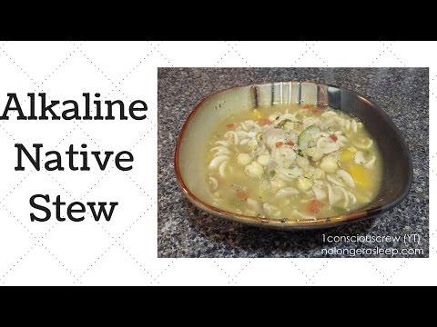 Native Stew Dr. Sebi Alkaline Electric Food Recipe