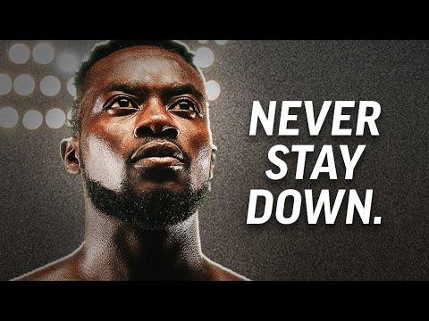 NEVER STAY DOWN - Best Motivational Speech Video (ft. Logan Taylor and Ronald A. Burgess Jr.)