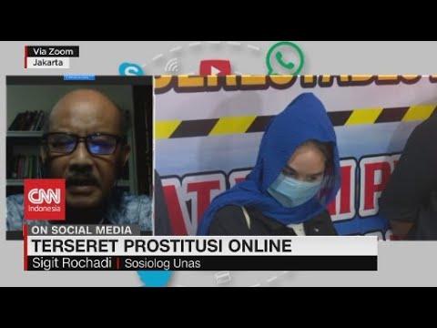 Terseret Prostitusi Online