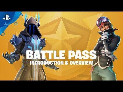 Fortnite - Season 7 Battle Pass Overview | PS4