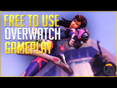 Image Result For Free To Use Overwatch Gameplay P Fps