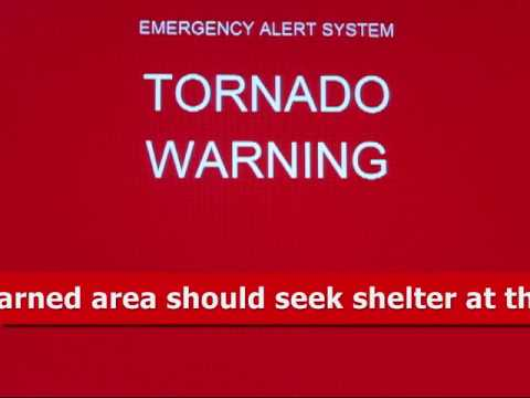 Fake Tornado Warning For Tulsa YouTube