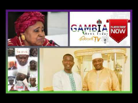 GAMBIA TODAY TALK 8TH OCTOBER 2021