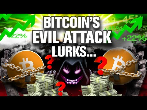 """WARNING! An """"EVIL"""" Entity Wants Control of BITCOIN…"""