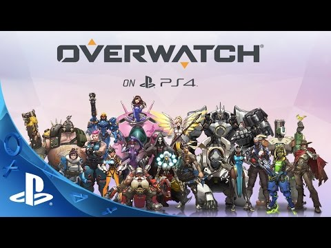 Overwatch Legendary Edition Game PS4 PlayStation