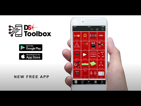 The Must have app for Engineers - DesignSpark Toolbox
