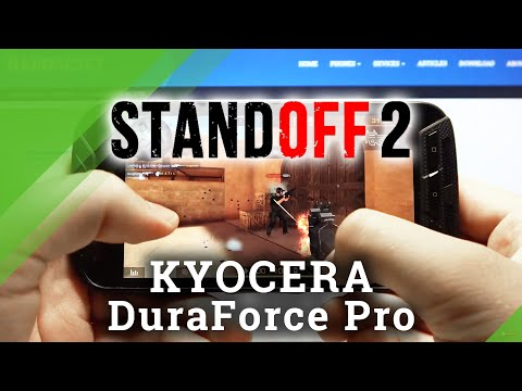 Standoff 2 Performance Checkup on Kyocera DuraForce Pro - Standoff 2 Gameplay