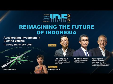 IDE 2021: Accelerating Investment in Electric Vehicle