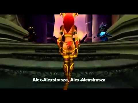 alexstrasza hearthstone