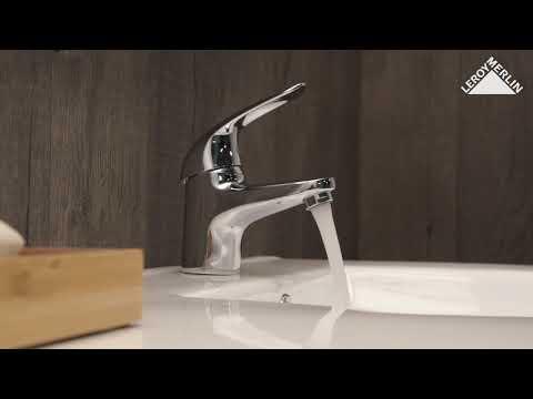 Grifo de lavabo Eco (Leroy Merlin)