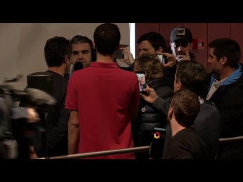 🔴 EN DIRECTO [COPA LIBERTADORES]: Rueda de prensa de Guillermo Barros entrenador del Boca Juniors