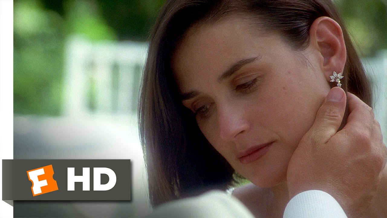 Indecent Proposal 7 8 Movie Clip David Talks About The