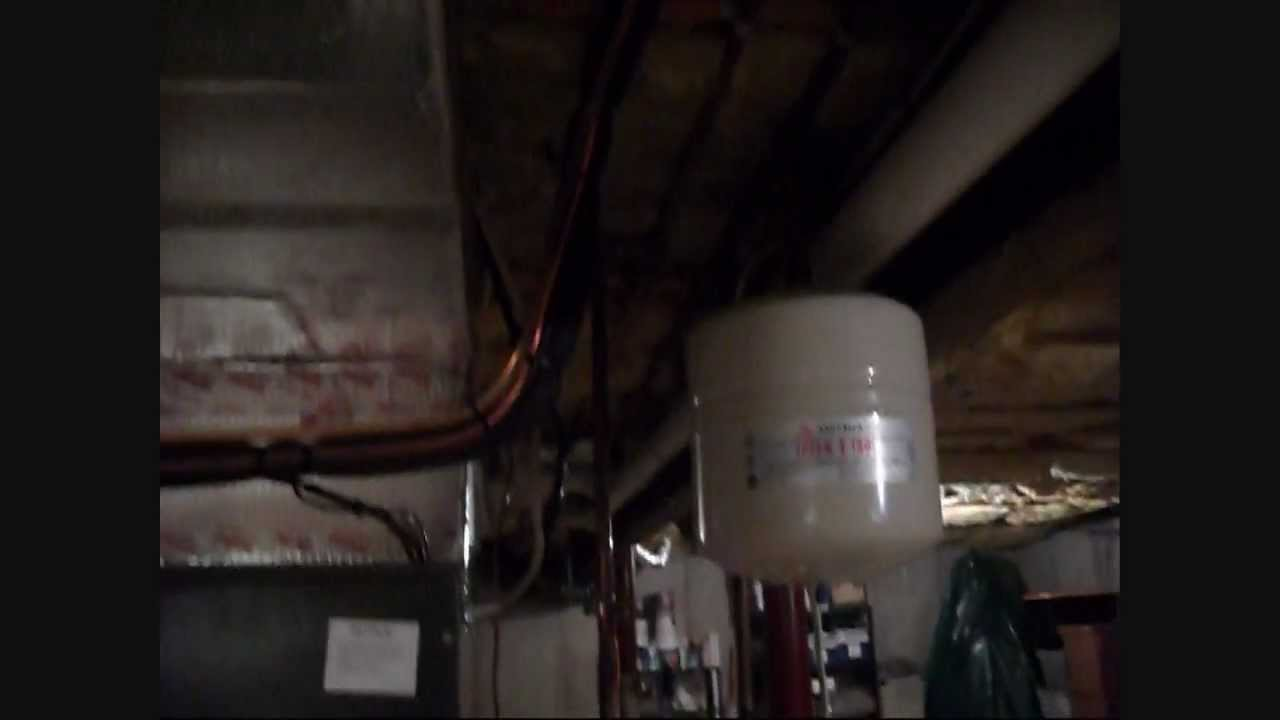 Amana Distinctions Air Handler Electric Furnace And