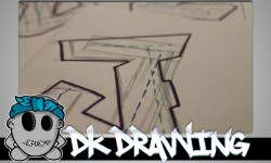Easy Drawing Graffiti