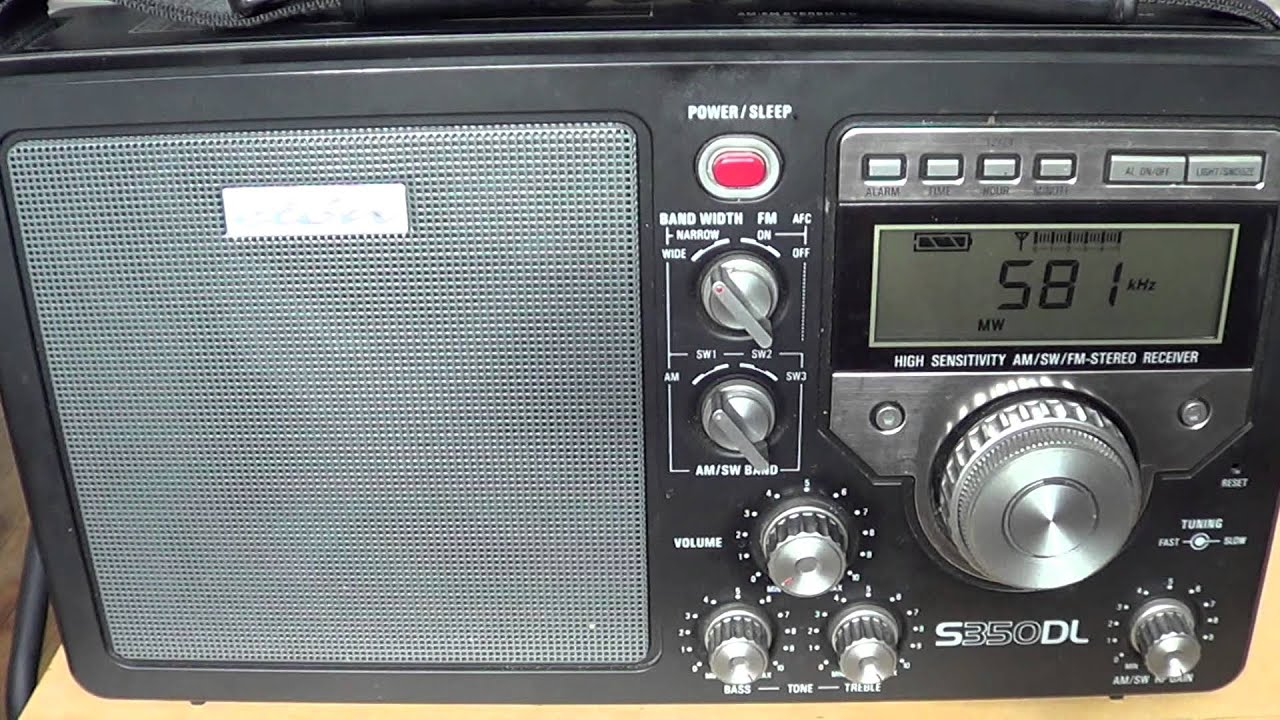 Best Shortwave Radio From 50 To 100 February