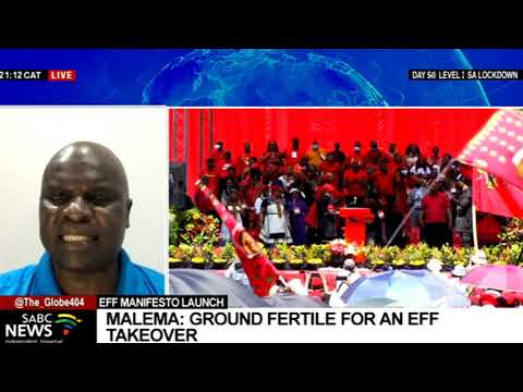 LGE 2021 | Analysis of messages coming out of EFF's manifesto