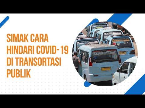 Terus Waspada! Simak Cara Mencegah Penularan Covid-19 di Transportasi Publik