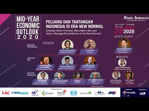 MID-YEAR ECONOMIC OUTLOOK 2020 (Sesi 3)