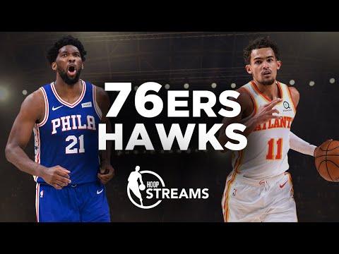 Hawks vs. 76ers - Can Joel Embiid swing series on the road vs. Trae Young in Game 3? | Hoop Streams