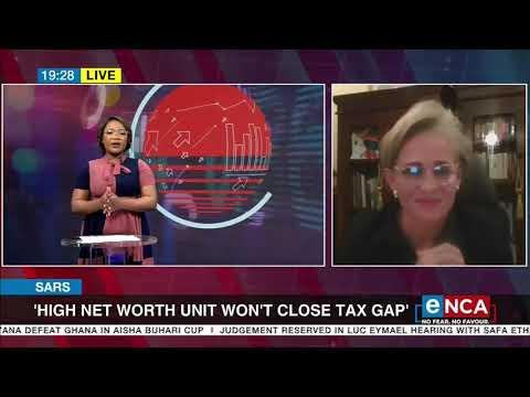 SARS | 'High net worth unit won't close tax gap'