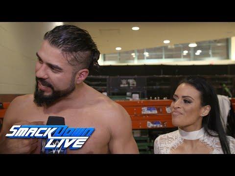 Almas' year of tranquilo begins: SmackDown Exclusive, Jan. 8, 2019