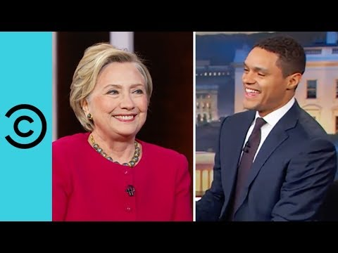 Hillary Clinton Wants To Unite America | The Daily Show