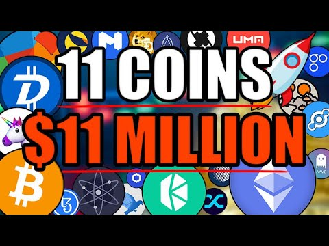 11 COINS TO $11 MILLION! Top Altcoins to GET RICH for October 2020 🚀| Using Token Metrics