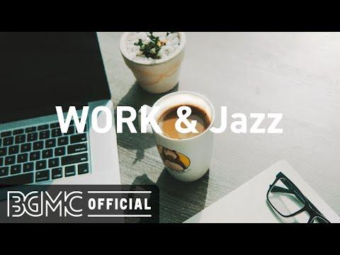 WORK & JAZZ: November Hip Hop Jazz Playlist - Smooth Jazz Beats & Slow Jazz for Study, Work