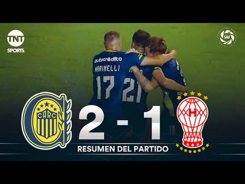 Resumen de Rosario Central vs Huracán (2-1) | Fecha 17 - Superliga Argentina 2019/2020