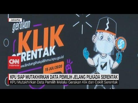 KPU Siap Mutakhirkan Data Pemilih Jelang Pilkada Serentak