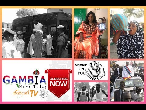 GAMBIA NEWS TODAY 8TH FEBRUARY 2020