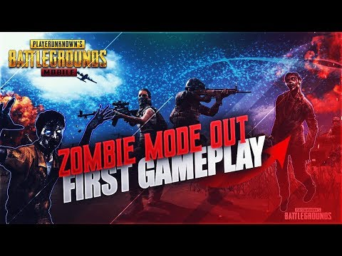 ZOMBIE MODE IS OUT FIRST GAMEPLAY PUBG MOBILE BETA 011 Xem Video Clip HOT Nht 2017