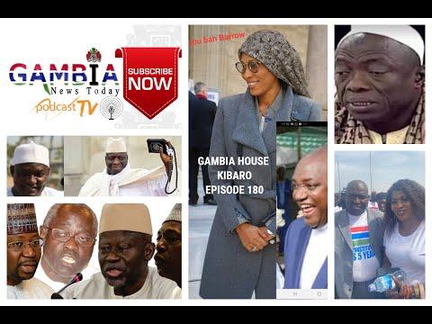 Gambia House Kibaro Episode 180