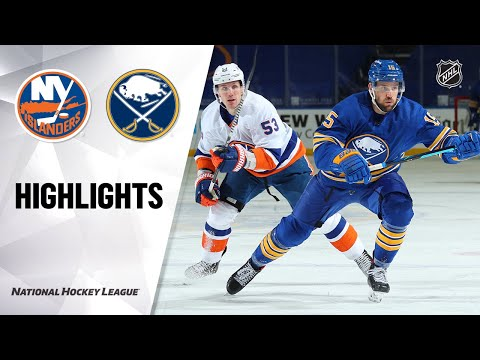 Islanders @ Sabres 5/4/21 | NHL Highlights