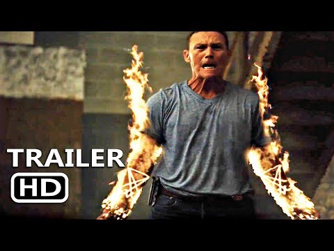 THE DEMONOLOGIST Official Trailer (2019) Horror Movie