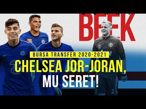Intip Transfer Klub Liga Inggris (Liverpool, Chelsea, Manchester United, dll) Tahun Ini