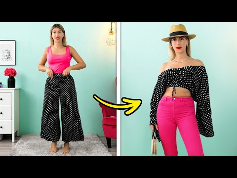 27 Brilliant Clothing Tricks For A Stunning Look