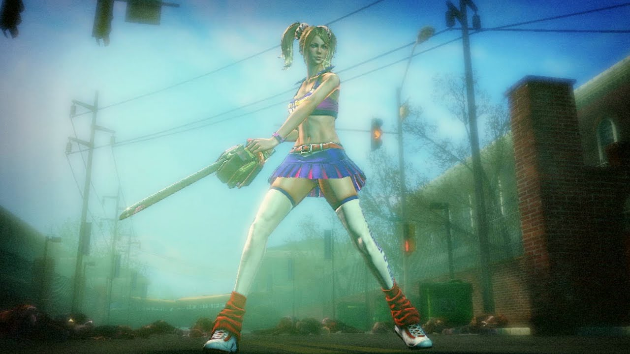 Lollipop Chainsaw I Swear I Did It By Mistake