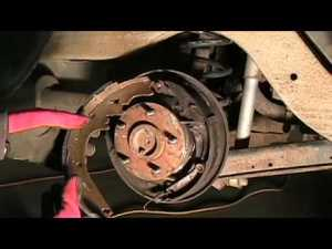 Drum Brake Pad Replacement DIY 1994 Chevy Caprice Wagon