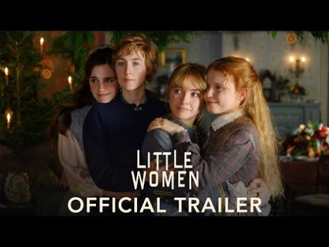 Officiële trailer van Greta Gerwig's Little Women is hier