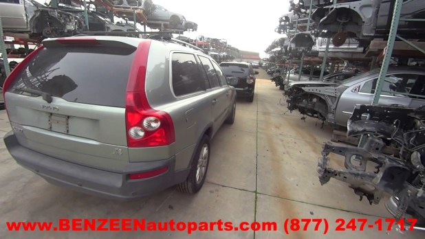 2005 Volvo Xc90 Car For Parts