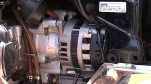 Goldwing GL 1500 Compu Fire alternator fitting  YouTube