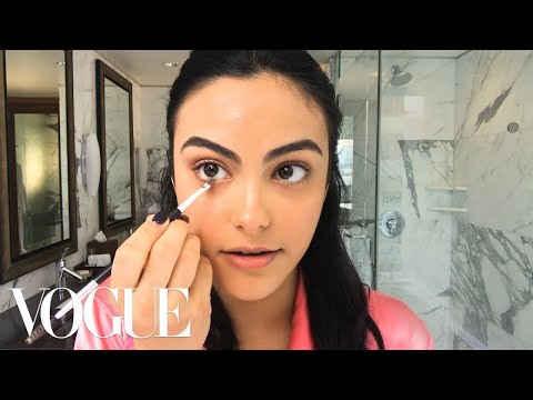 Camila Mendes' Guide to Effortless Glow | Beauty Secrets | Vogue