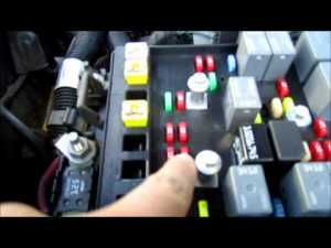 Trailblazer No Low Beam Headlights Easy Fix  YouTube