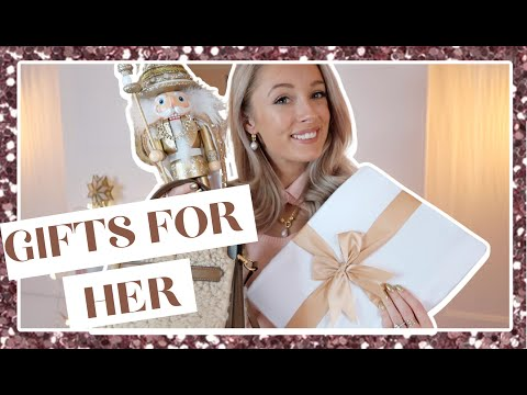 THE GLAMOROUS GIFT GUIDE FOR GIRLS ✨ Fashion Mumblr