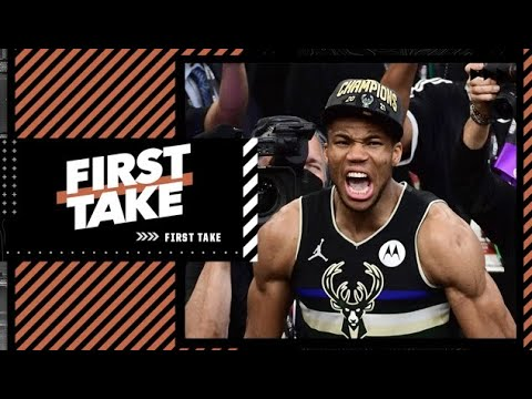 Giannis' closeout game wasn't the best in Finals history - Stephen A. & Max agree   First Take