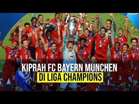 Juara! Ini Kiprah Bayern Munchen di Liga Champions