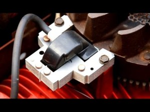 How to SetAdjust the Air Gap on Small Engines Armature
